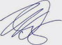 Unterschrift Christian Weber